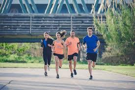 why running works better