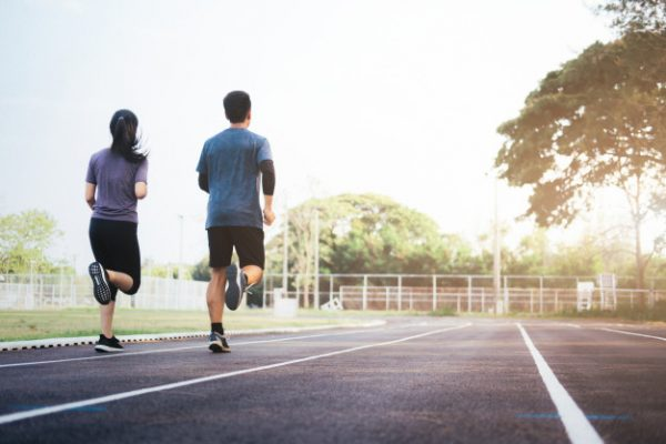 why running works better