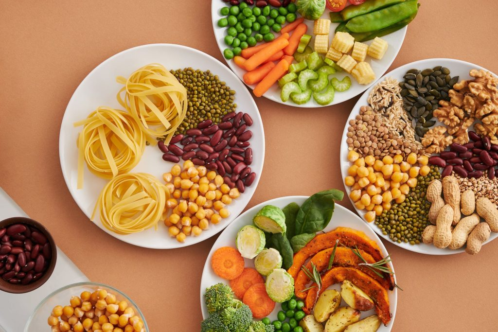 Plant-Based Protein the Alternative Food
