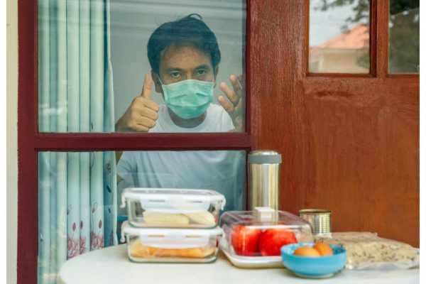 What is Home Isolation and what to do when infected with covid?